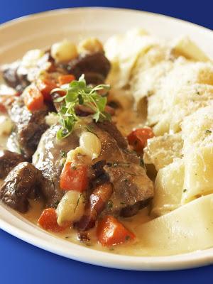 Recette blanquette de veau facile cuisine facile - Comment cuisiner une blanquette de veau ...