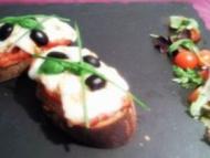 Recette tartine tomate mozzarella