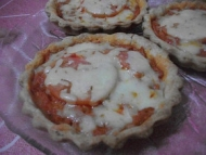 Recette mini tartelettes au thon à la tomate