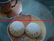 Recette recette maamouls à la pistache (syrie)