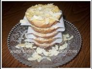 Recette macarons à la pâte d'amandes