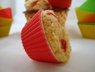 Recette muffins salés aux tomates