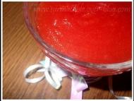 Recette confiture de tomates rouges