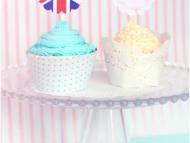 Recette cupcakes royal wedding (mariage)