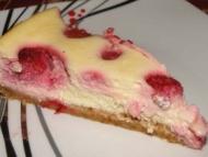 Recette cheesecake citron et framboises