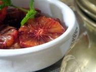 Recette salade d'oranges à la marocaine