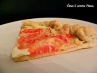 Recette pizza poulet, curry et tomates fraîches