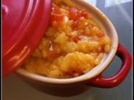 Recette risotto chorizo tomate