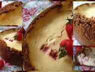 Recette cheesecake fraises citron