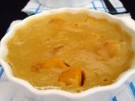 Recette clafoutis à la mangue et aux raisins secs