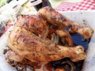 Recette poulet farçi