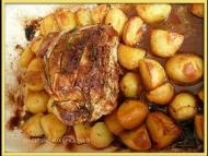 Recette filet de porc aux pommes de terre de noirmoutier