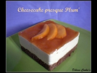 Recette cheesecake léger