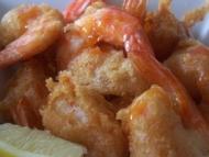 Recette beignets de crevettes