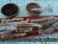Recette churros, chichis (espagne)