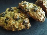 Recette cookies aux raisins et flocons d'avoine