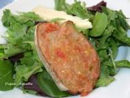 Recette tartinade d'écrasée de tomates