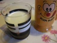 Recette panna cotta vanille & confiture