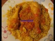 Recette pilons de poulets au tomates et graines de moutarde