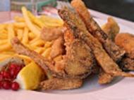 Recette carpe frite (spécialité du sundgau)