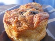 Recette muffins au poulet et aux légumes