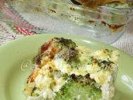 Recette soufflé de chou-fleur et brocolis