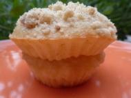 Recette muffins bi-goût (pomme, fromage blanc)