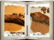 Recette cuisses de pintades à la crême et aux champignons