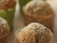 Recette muffin fraise-thé et taipei