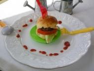 Recette mini hamburgers pour l'apéritif