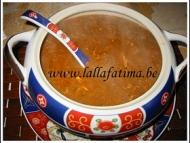 Recette soupe marocaine (harira)