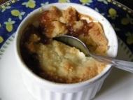 Recette crumble de pommes au carambar
