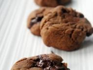 Recette cookies au speculoos et nutella