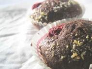 Recette cupcakes chocolat à la noix de coco