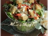 Recette salade césar de ricardo