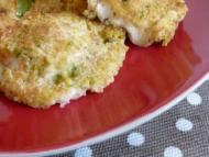 Recette croquettes de mozzarella pistaches/amandes