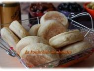 Recette mini batbouts (pain marocain) natures ou à fourrer