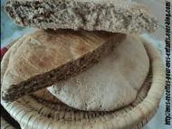 Recette pain complet à la marocaine