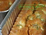 Recette cake olives fêta et sarriette