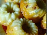 Recette mignardises au chorizo, amande et basilic