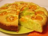 Recette gâteau aux abricots et amandes