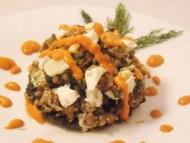 Recette champignons remplis de viande hachée