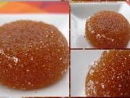 Recette pâtes de potiron, cannelle et orange