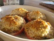 Recette tomates à la provençales aux herbes