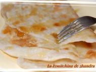 Recette msemmens (crêpes feuilletées marocaines)