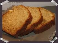 Recette cake à la ricotta, pâte de spéculoos et chocolat blanc