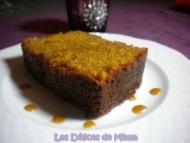 Recette gâteau fondant de caramel au beurre salé