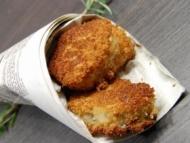 Recette nuggets à l'italienne