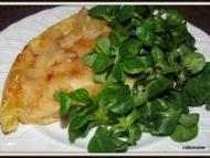Recette tarte tatin pommes et camembert