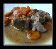 Recette sauté de dinde aux carottes et vinaigre a la vanille de madagascar